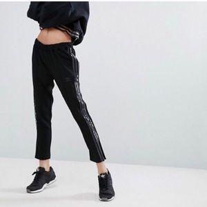 NWT Adidas Paris mesh cigarette pants XS